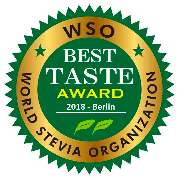 Stevia-Best-Taste-Award-2018-Two-leaf