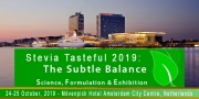 The 9th Stevia Tasteful Conference 2019 will be held in the Mövenpick Hotel Amsterdam City Centre