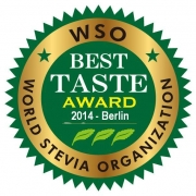 World Stevia Organization has discerned the Stevia Tasteful Awards 2014